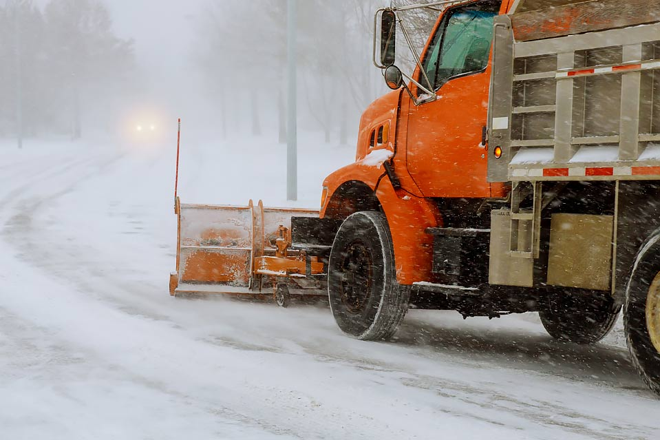 Snowplow Accidents an Increasing Concern in Baltimore