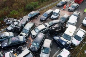 Pile-up Accidents