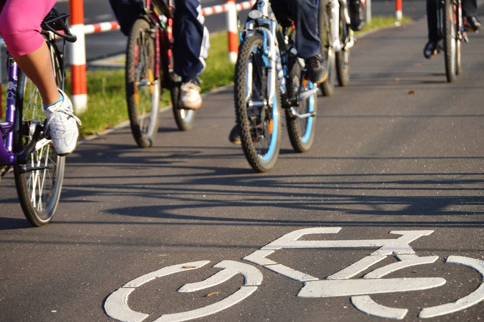 Safe Bicycling Tips