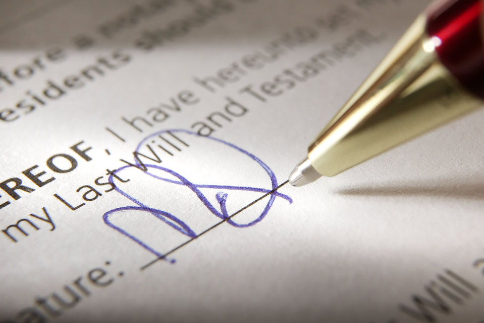 What Are the Grounds for Contesting a Will in Maryland?