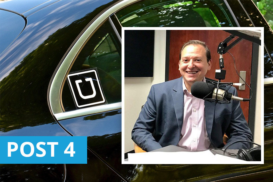 Lost Wages in an Uber & Lyft Accident