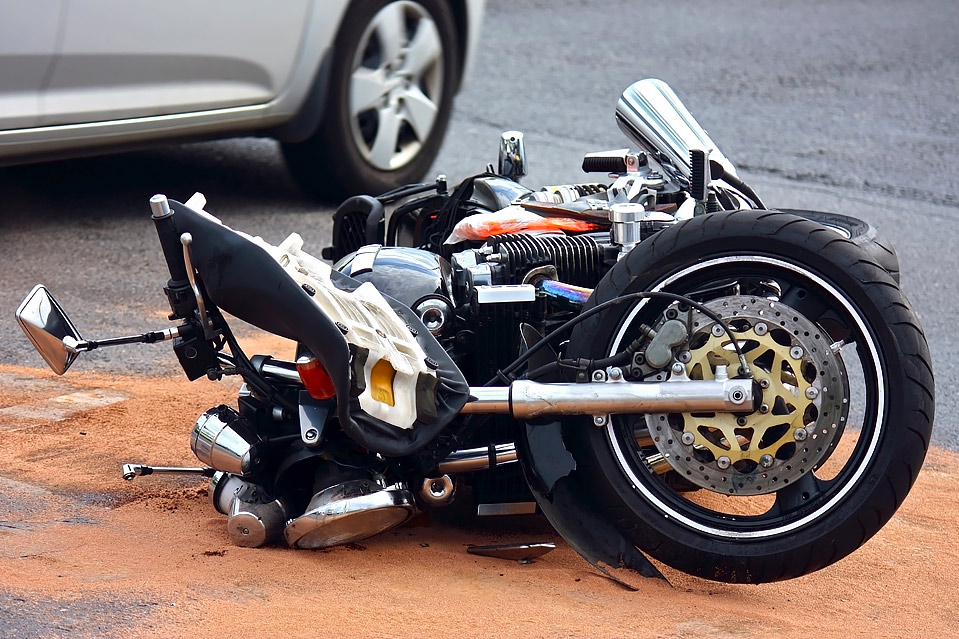 Motorcycle Accident Statistics for Maryland and Baltimore County