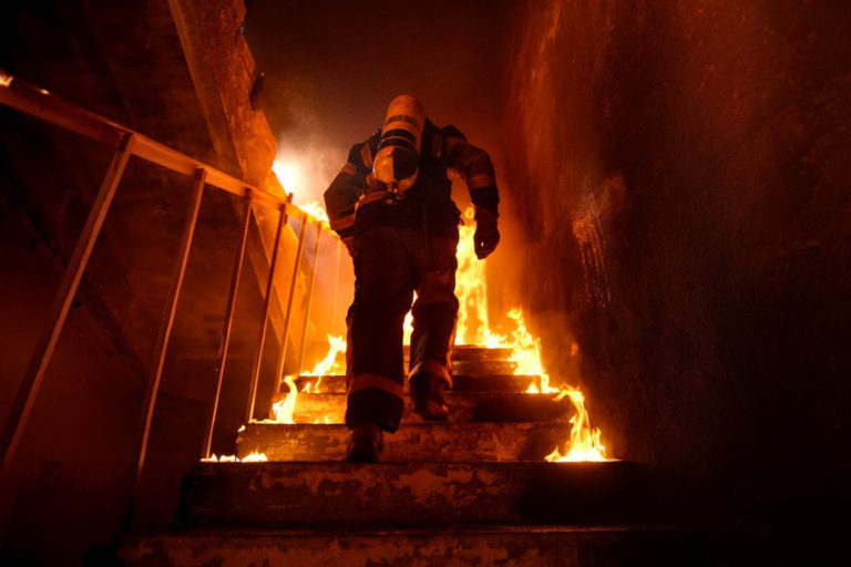 firefighters in Baltimore-workers-comp