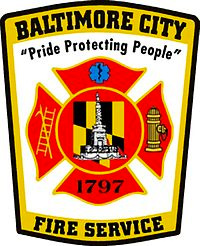 baltimore city fire departments