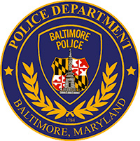 baltimore city police departments
