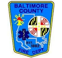 baltimore county fire departments