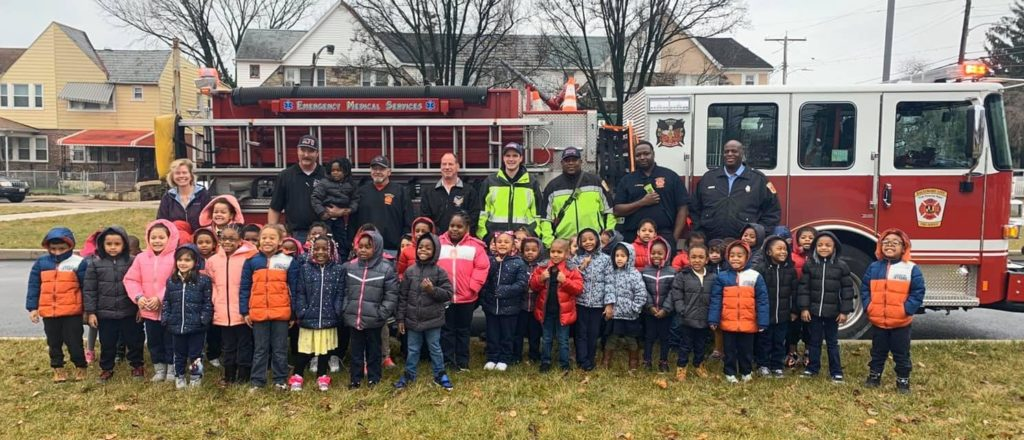 Baltimore Firefighter Community Advisory Council