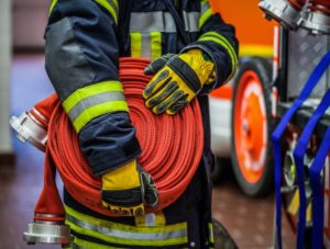 Frederick County Home Fire