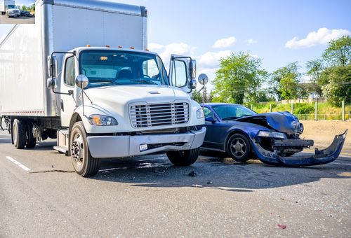 Maryland truck accident
