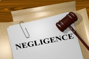 How is negligence proved?