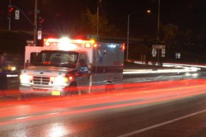 Injured in Frederick County